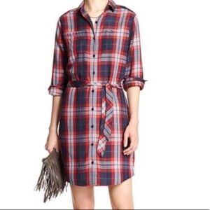Spring & Summer shirt dress